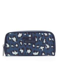 ESSENZA Tatum Animal Blau Brieftasche One Size