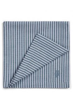 Marc O'Polo Tentstra Smoke Blue Serviette 45 x 45 cm