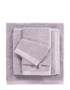 Marc O'Polo Timeless Uni Lavendel mist Handdoek 50 x 100 cm