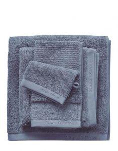 Marc O'Polo Timeless Uni Smoke Blue Handtuch 50 x 100 cm