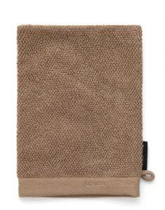Marc O'Polo Timeless Uni Clay Waschhandschuhe 16 x 22 cm