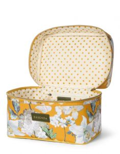 ESSENZA Tracy Rosalee Senfgelb Beauty Case One Size