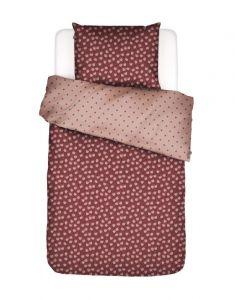 Covers & Co Tulip Mania Rood Dekbedovertrekset 140 x 220 cm