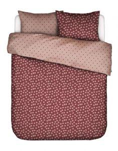 Covers & Co Tulip Mania Rood Dekbedovertrekset 200 x 220 cm