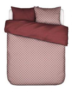 Covers & Co Turn Over Rose Dekbedovertrekset 240 x 220 cm