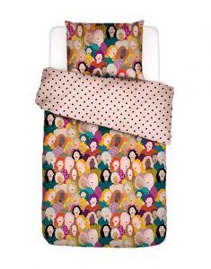 Covers & Co We Got This Multi Dekbedovertrekset 140 x 220 cm