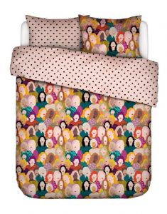 Covers & Co We Got This Multi Dekbedovertrekset 240 x 220 cm