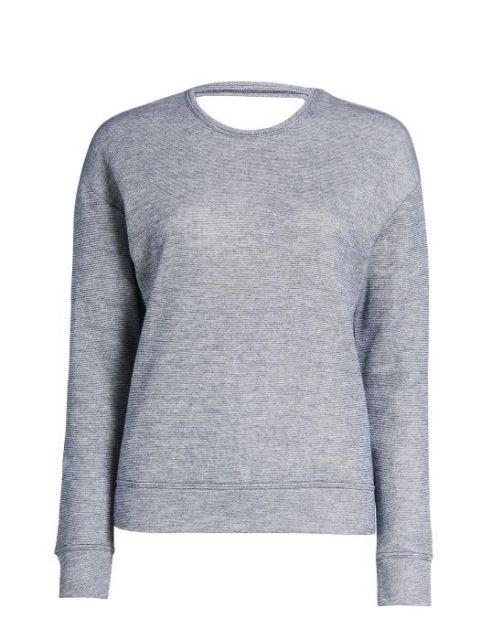 ESSENZA Cela Blau Sweater XS