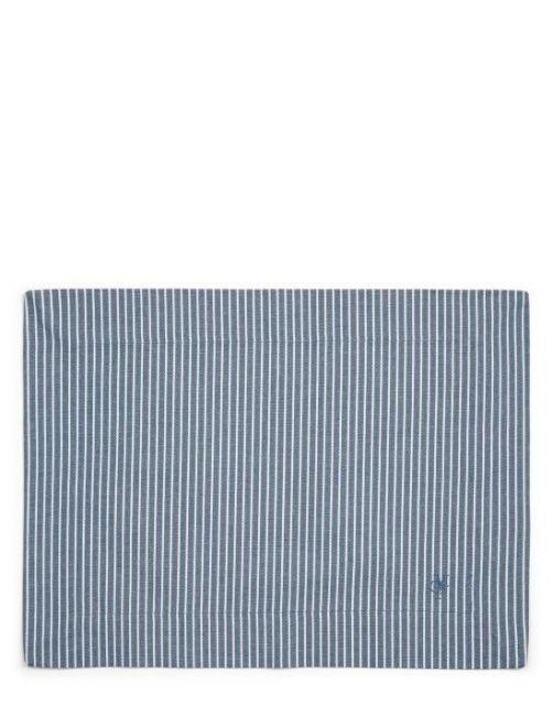 Marc O'Polo Tentstra Smoke Blue Platzset 33 x 45 cm