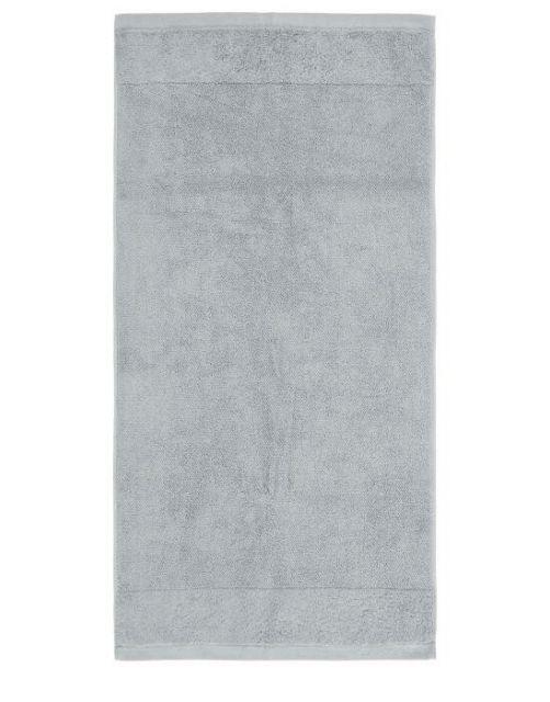Marc O'Polo Timeless Uni Grau Handtuch 50 x 100 cm