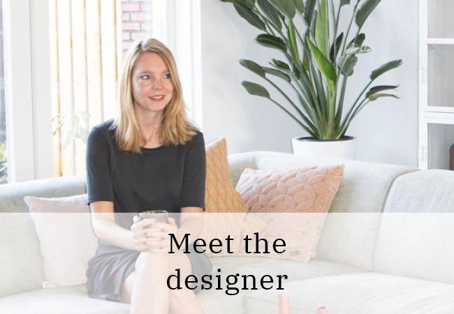 Meet the designer achter ESSENZA