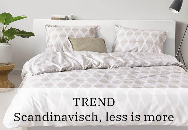 Trend: Scandinavisch, less is more