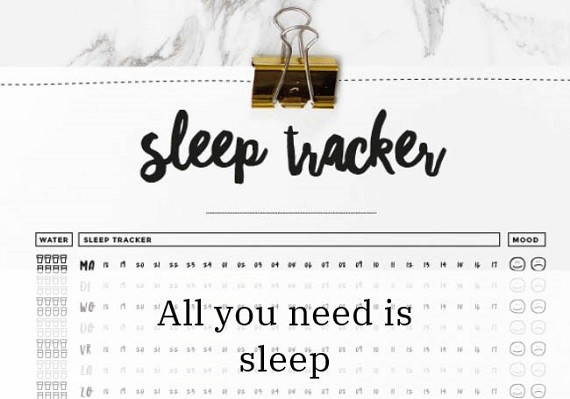 Blog post sleeptracker