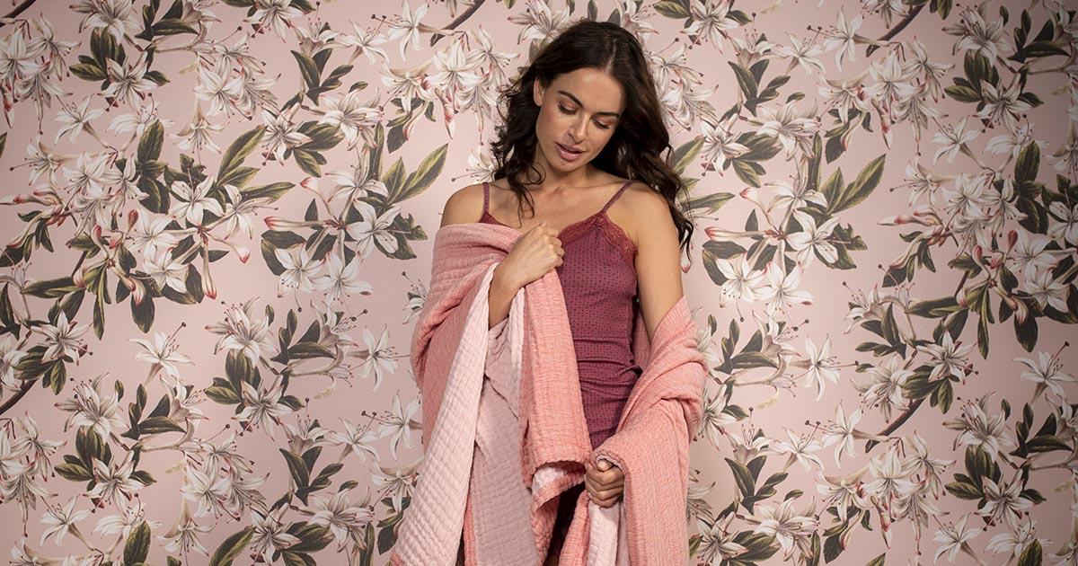 Textiles that make you feel good