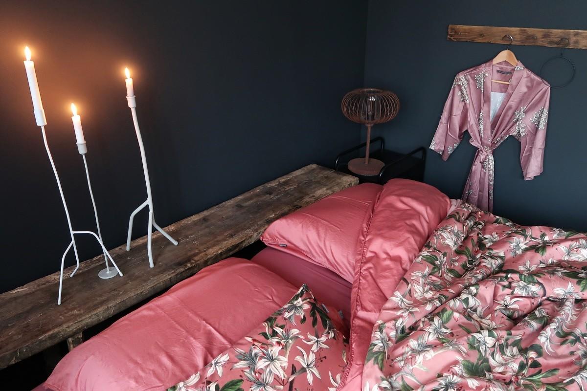 Slaapkamer interieur blogger Huizedop
