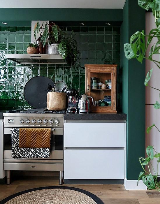 Keuken interieur blogger Finntage
