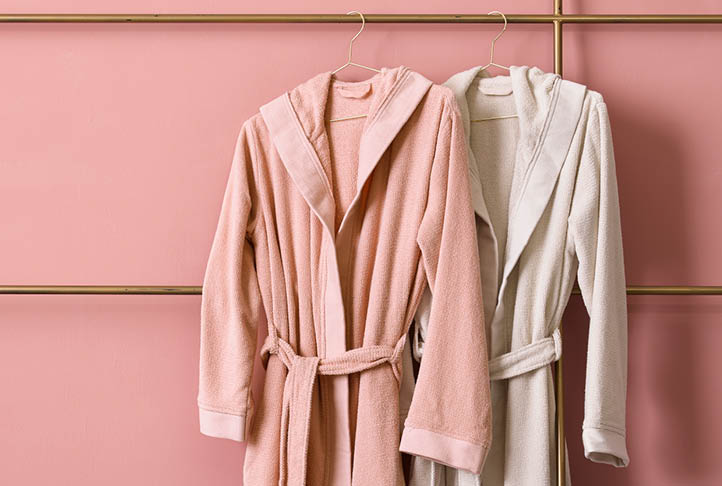 ESSENZA bathrobes