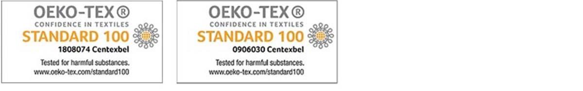 Oekotex certificaten