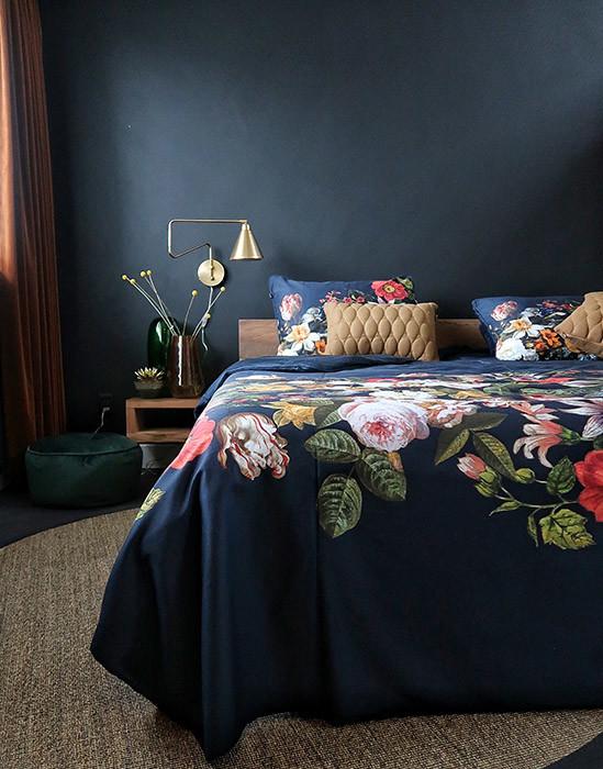 ESSENZA rixt dekbedovertrek in slaapkamer interieur blogger Finntage