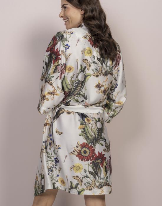 ESSENZA Sarai Airen Kimono Ecru