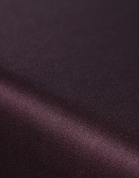 ESSENZA Satin Hoeslaken Burgundy