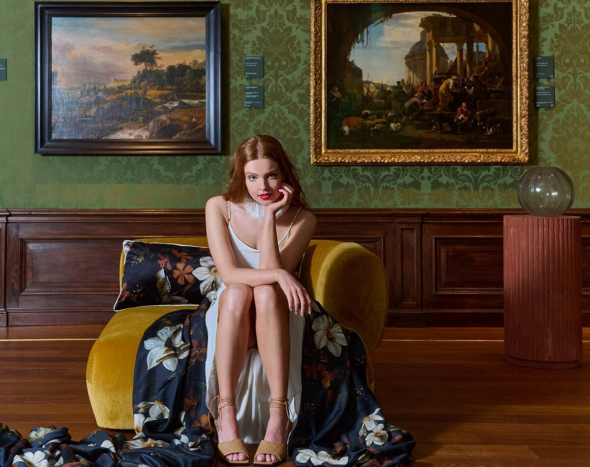 BEHIND THE PRINT – ESSENZA for Mauritshuis