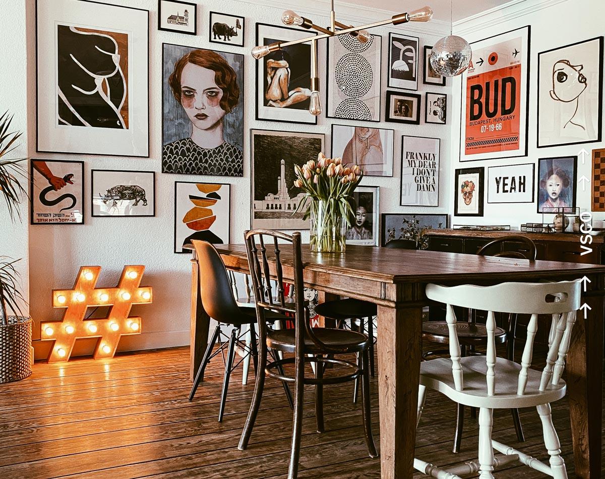 Binnenkijken bij het eclectische interieur van Andrea de Groot