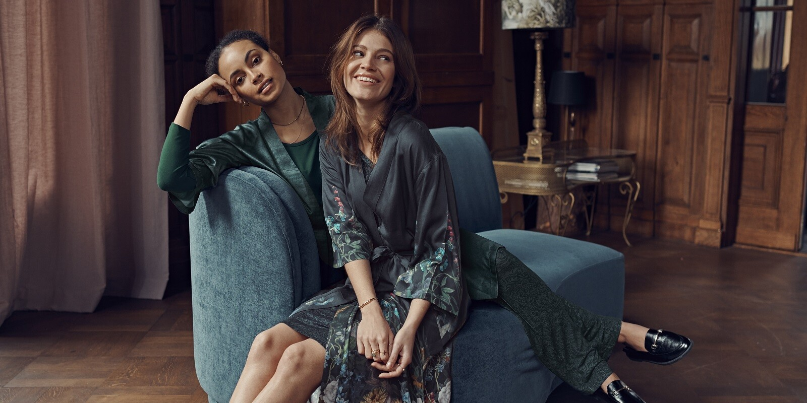 Fall Winter '21 collectie: Soothing your senses