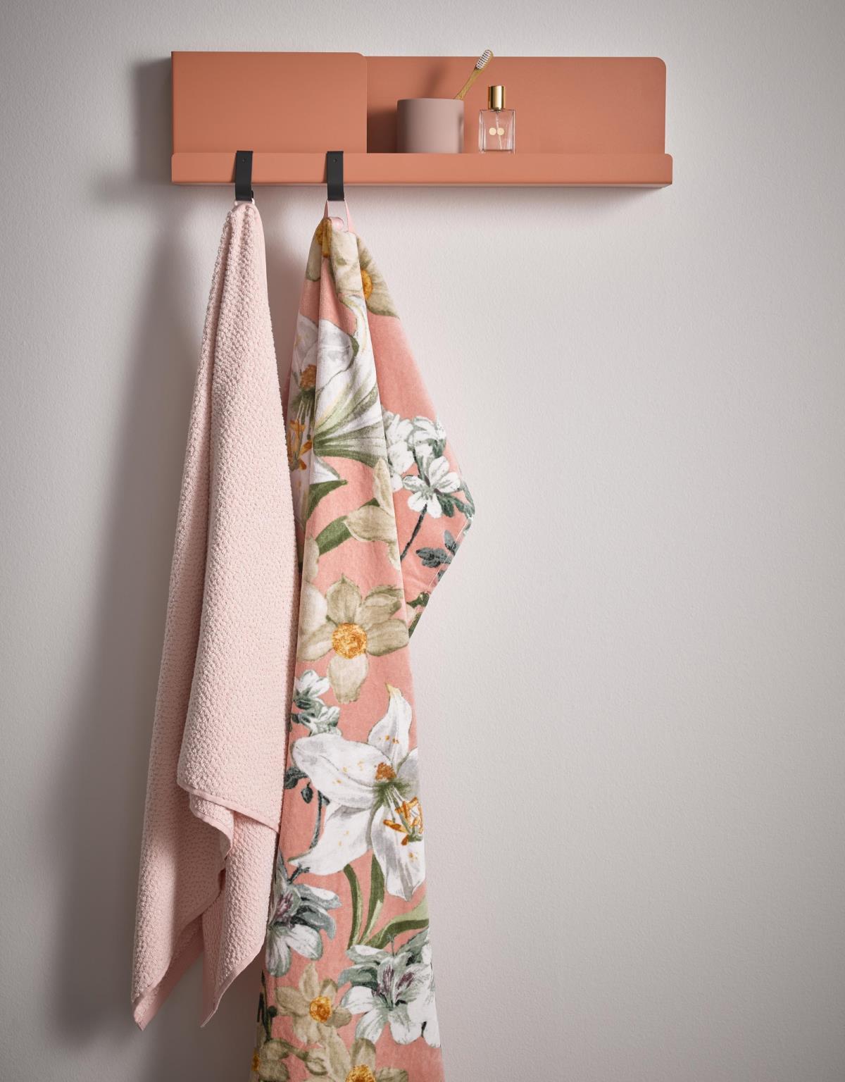 Rosalee handdoeken roze